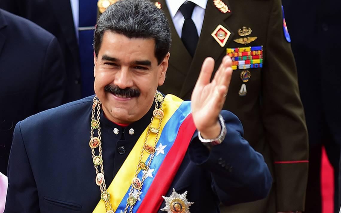 Nicolás Maduro felicita a AMLO por triunfo electoral