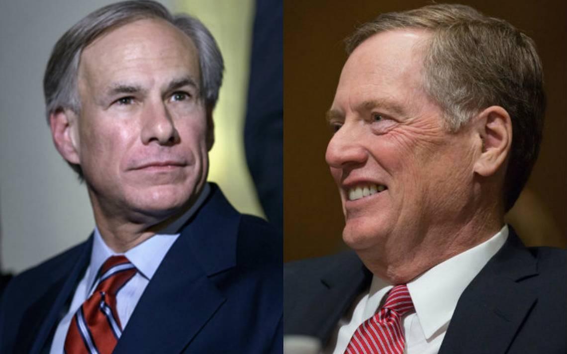 Gobernador de Texas defiende el TLCAN ante negociador de EU, Robert Lightzinger