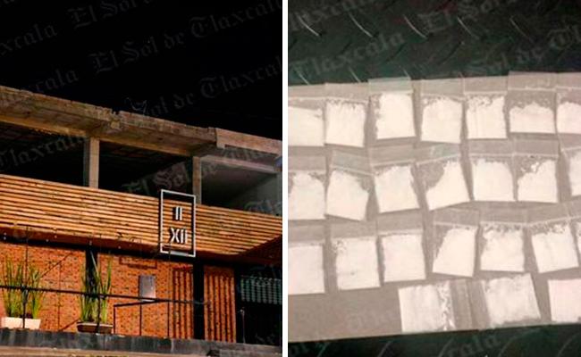 Se le acabó la fiesta: lo agarran vendiendo drogas en antro