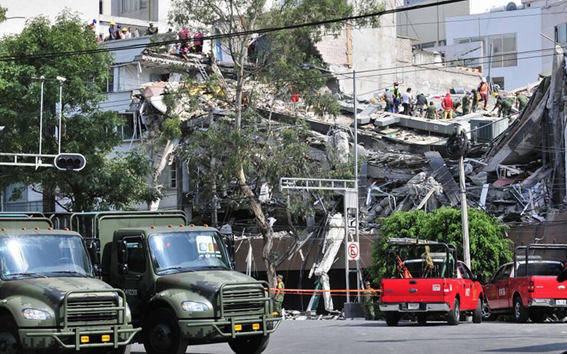 Reclaman víctimas del terremoto donaciones para la reconstrucción