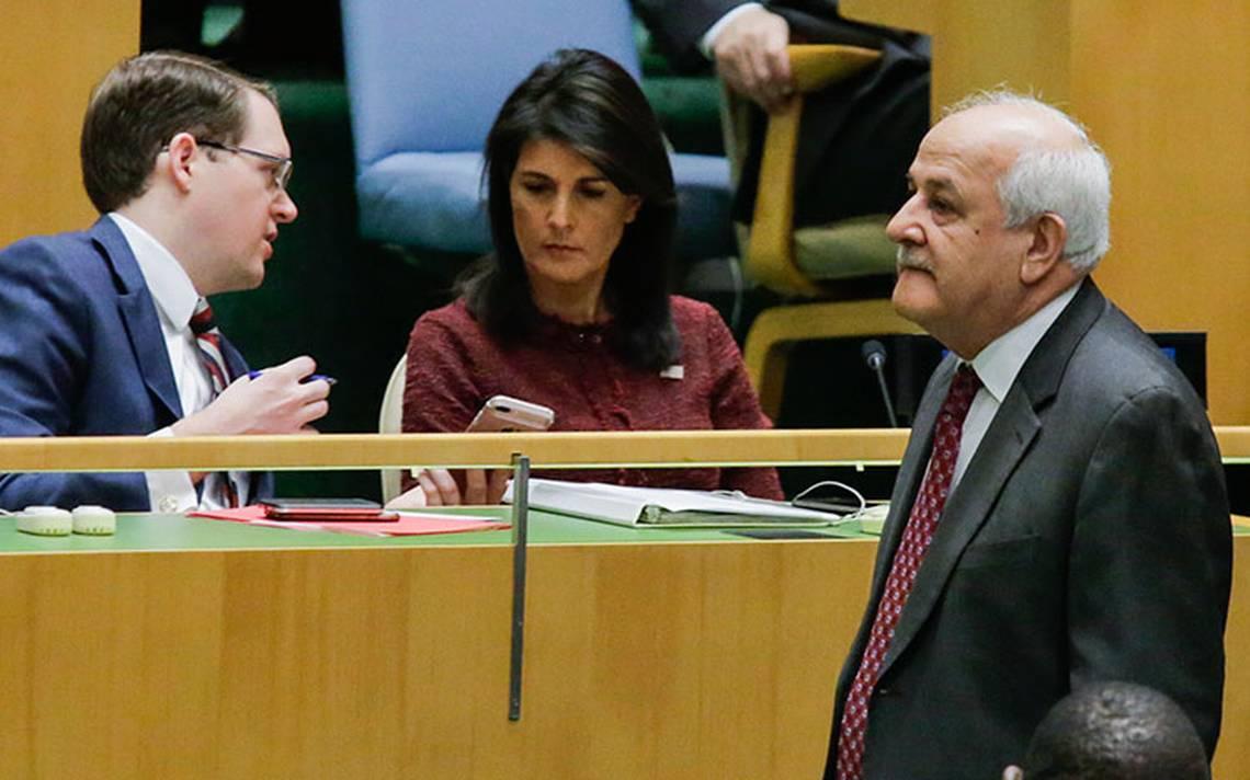 EU agradece a países que no 'cedieron' ante la ONU en caso Jerusalén