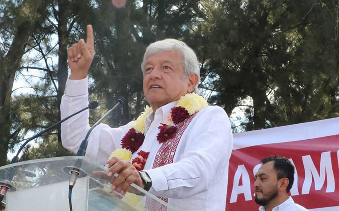 López Obrador ratifica su propuesta de amnistía al crimen organizado