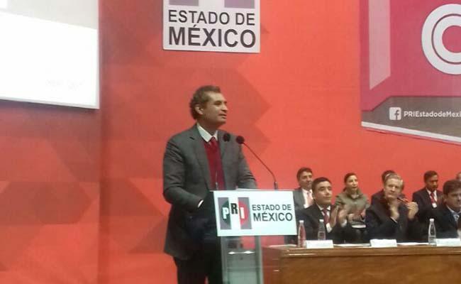 PRI aprueba coalición PANAL-PVEM-PES por el Edomex