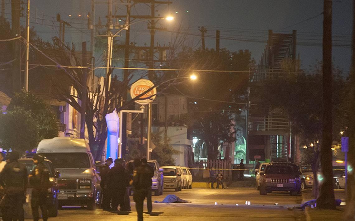 Noche violenta en Nuevo León deja cuatro víctimas