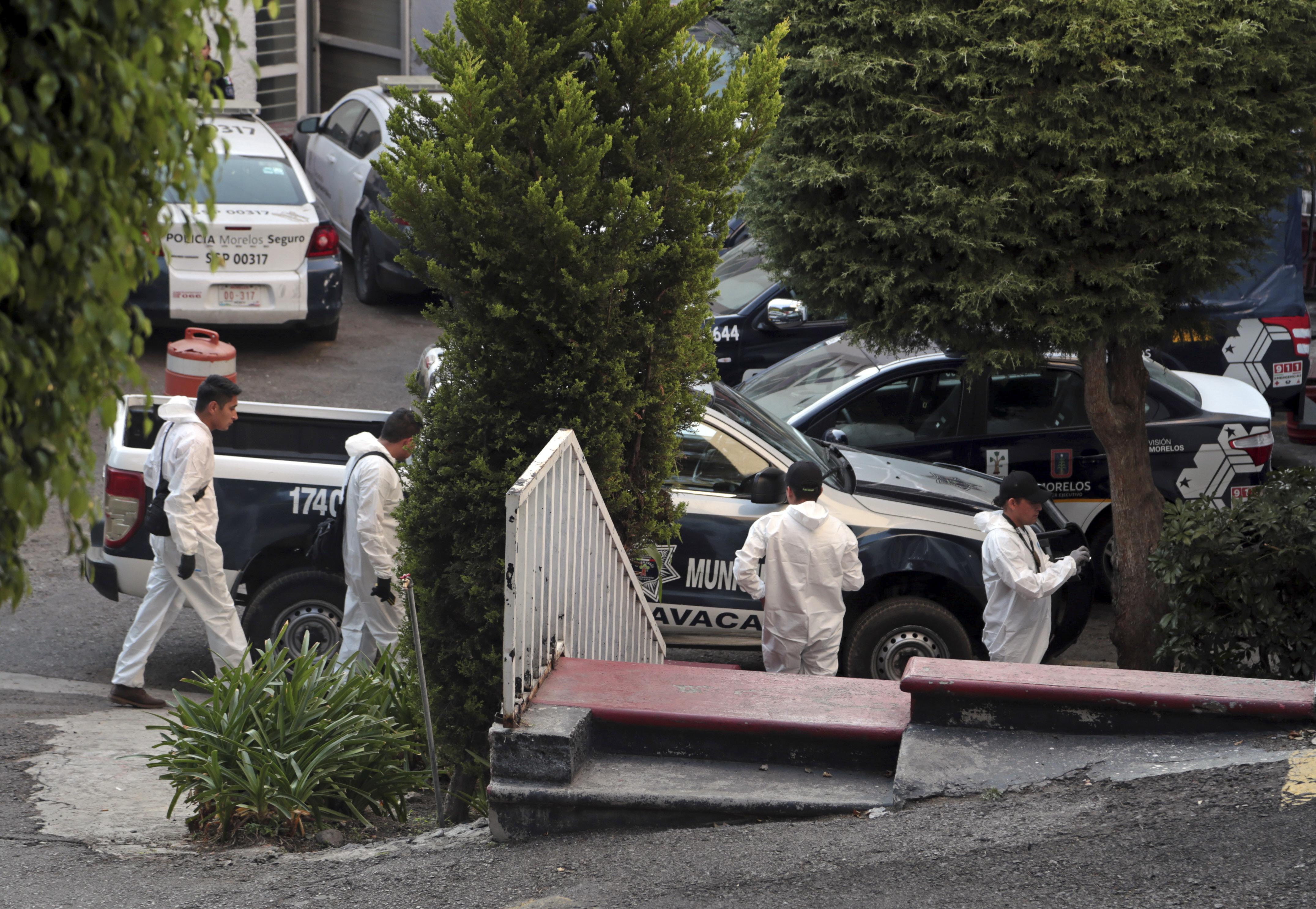 Policías matan a golpes a detenido en Cuernavaca