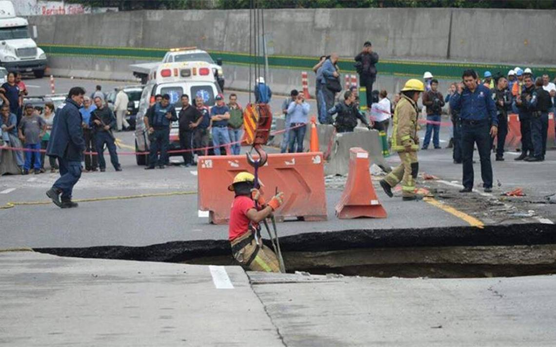 Cruz Roja pudo haber salvado a personas fallecidas por socavón