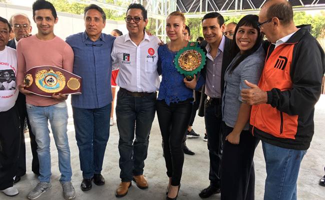 Zulina a Cancún va por su 11ª defensa