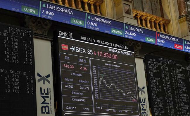 Bolsas europeas abren a la baja; bolsas de Asia cierran con bajas generalizadas