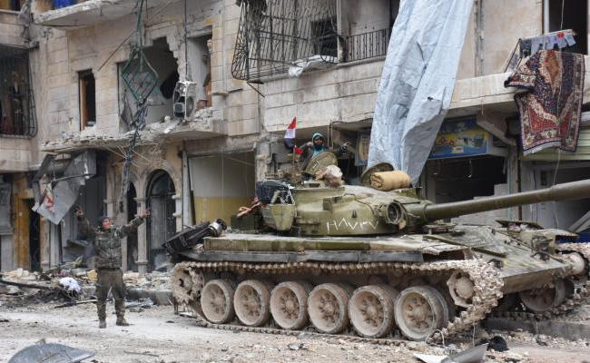Turquía y Rusia acuerdan plan de alto al fuego para Siria