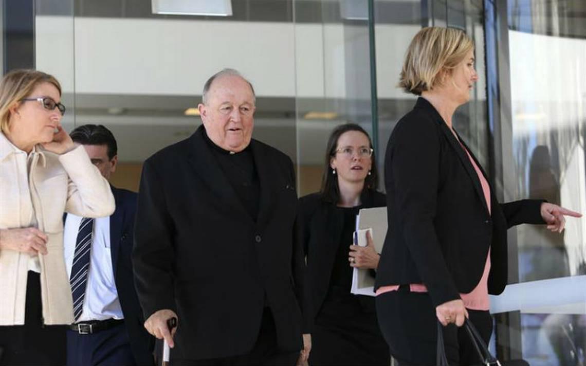 Arzobispo australiano, culpable de encubrir abusos sexuales a menor
