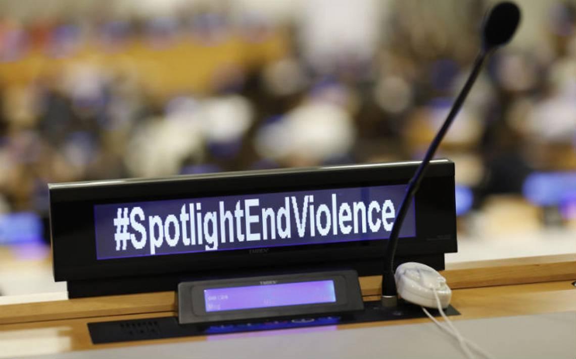 ONU y UE invertirán 58 mdd contra feminicidios en Latinoamérica