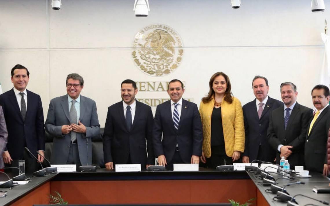 Morena en el Senado presenta iniciativa de reforma a Ley de Aguas