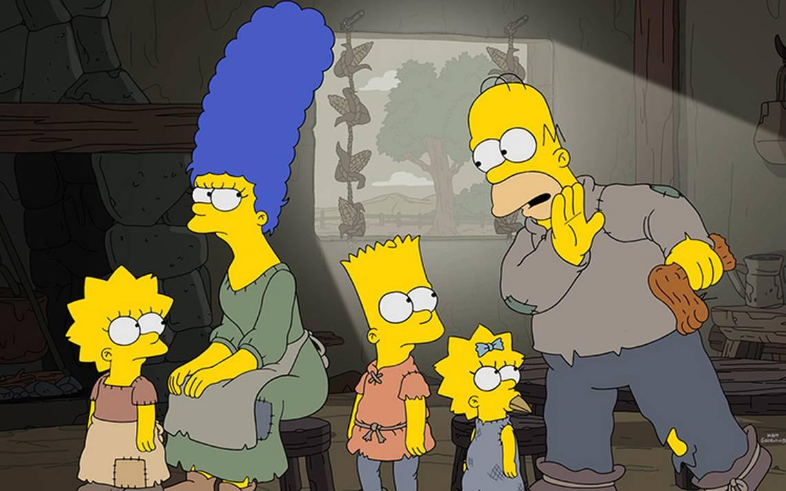 La serie Los Simpson llega a 29 temporadas