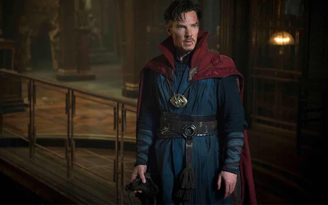 Doctor Strange se enfrenta contra cuatro ladrones para defender a un repartidor