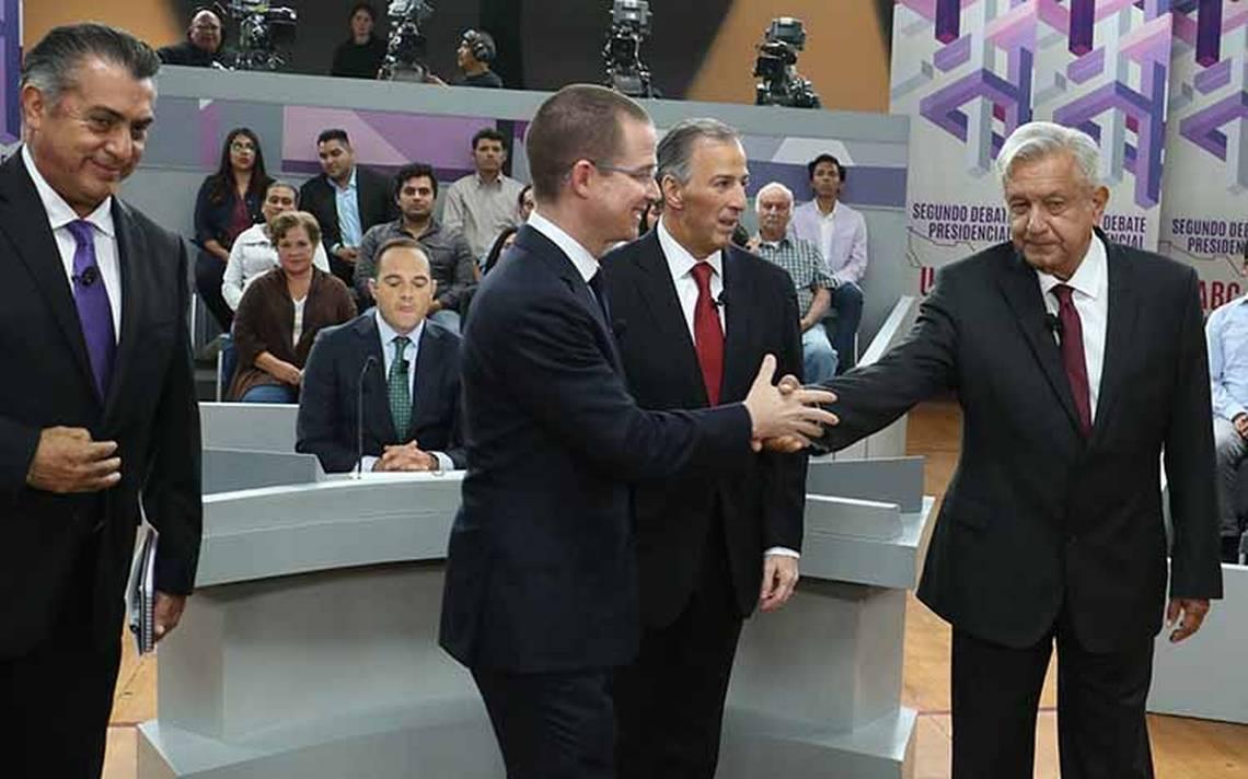 INE consultará en redes preguntas para tercer debate presidencial