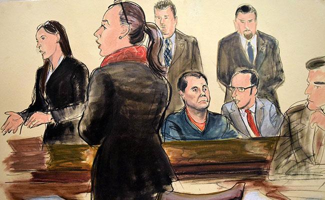 Expertos en narcóticos y balística testificarán contra El Chapo en EU