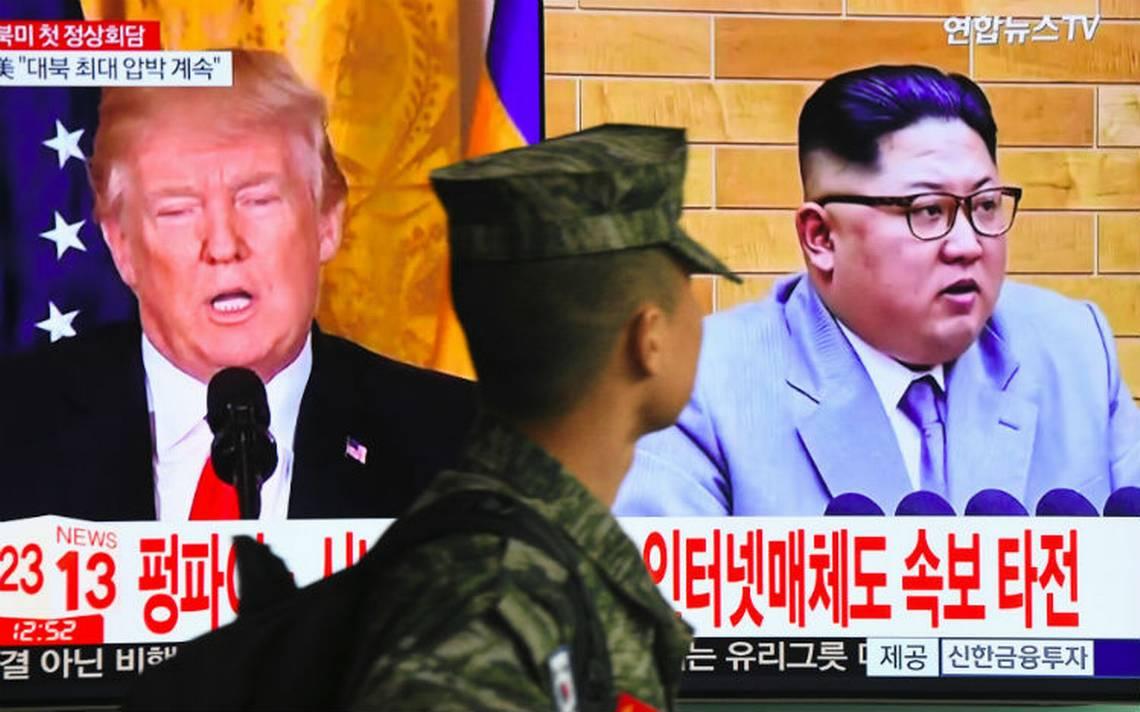 Kim Jong-Un realiza visita sorpresa a China