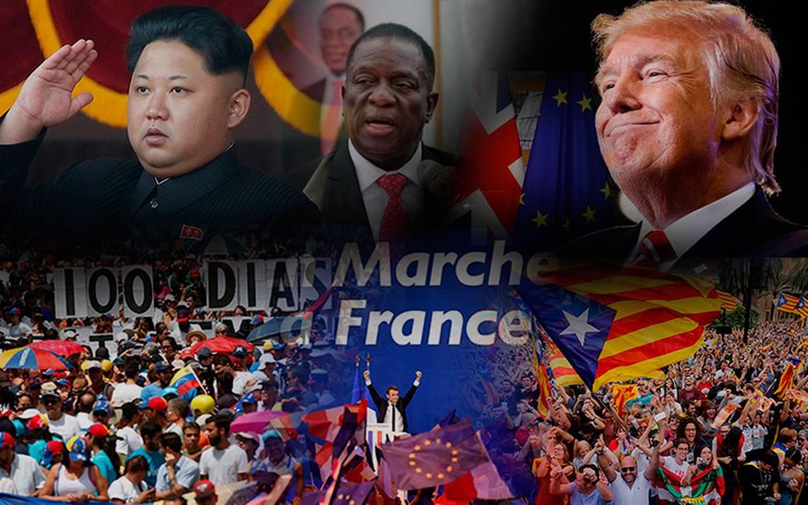 Trump, Brexit, EI…lo que no olvidaremos del 2017 a nivel mundial
