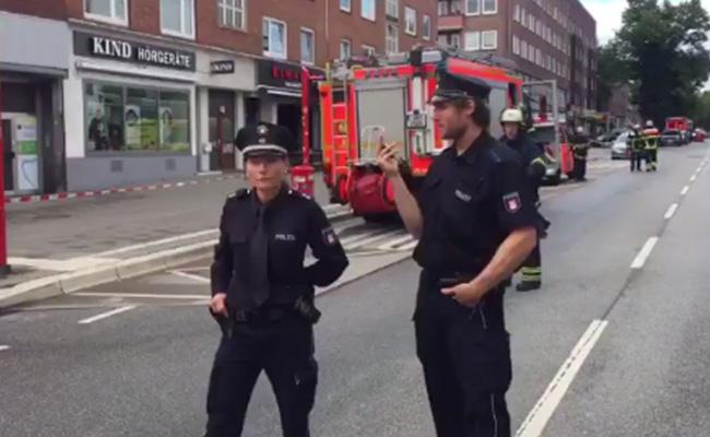 Autor del ataque de Hamburgo era un islamista en vías de radicalización