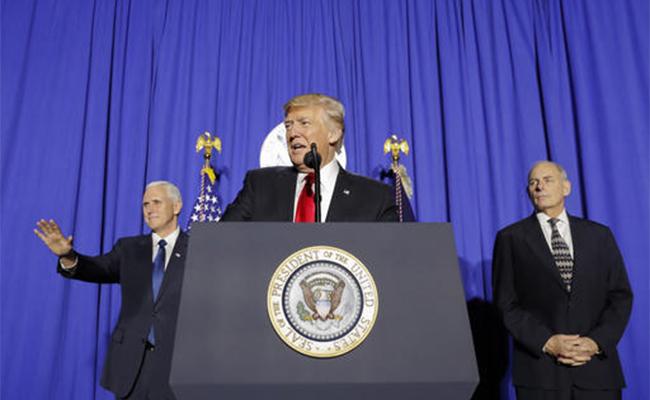 Trump anunciará este martes a candidato para Suprema Corte