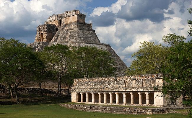 Uxmal cumple 20 años como Patrimonio  de la  humanidad