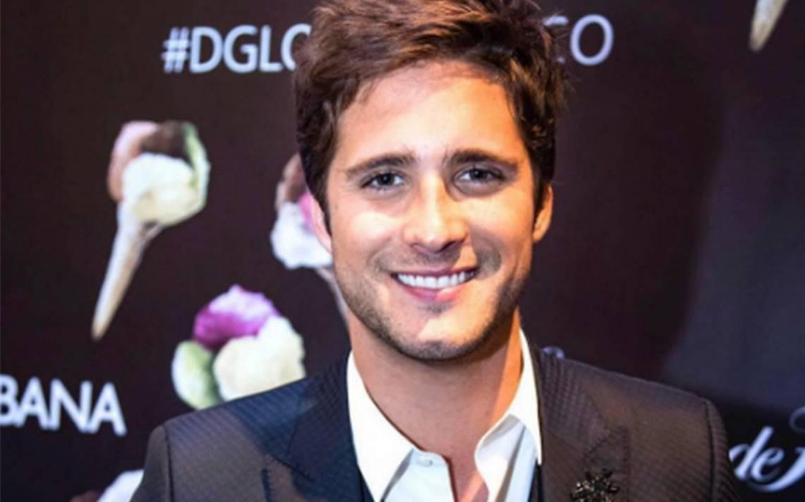 Diego Boneta graba temas para la serie de Luis Miguel