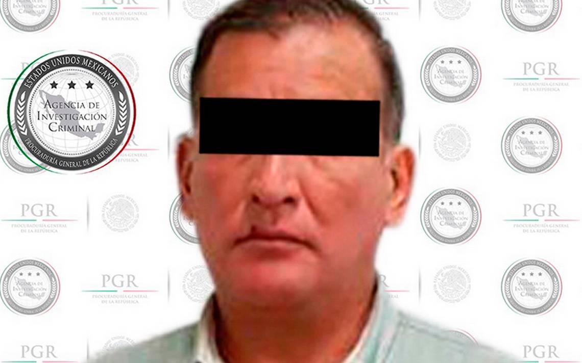 PGR detiene a colombiano: es uno de los más buscados por la Interpol