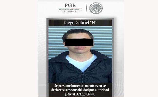 """Suspenden a juez que otorgó amparo al """"porky"""" Diego Cruz"""