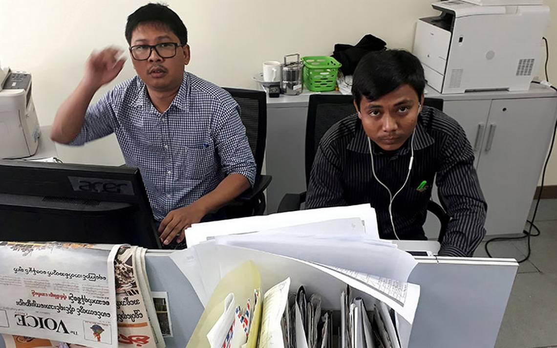WAN-IFRA pide la liberación inmediata de reporteros de Reuters condenados en Myanmar