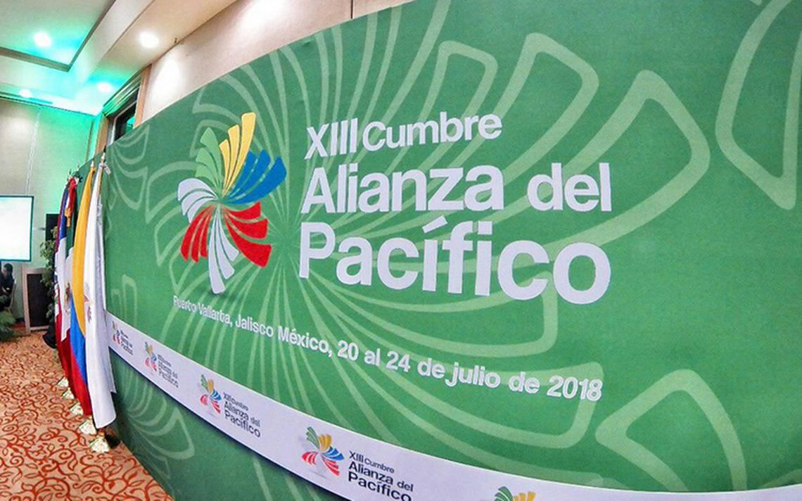 Líderes se congregan para la inauguración de la cumbre de la Alianza del Pacífico