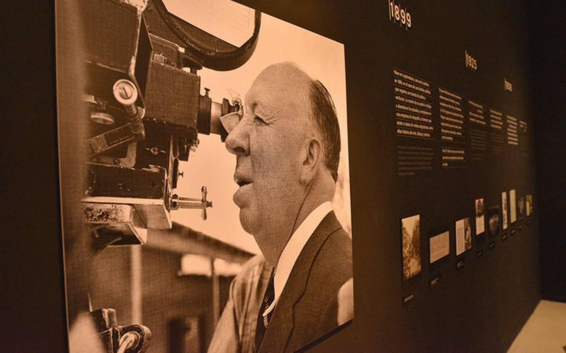 Hitchcock llega a la galería de la Cineteca Nacional