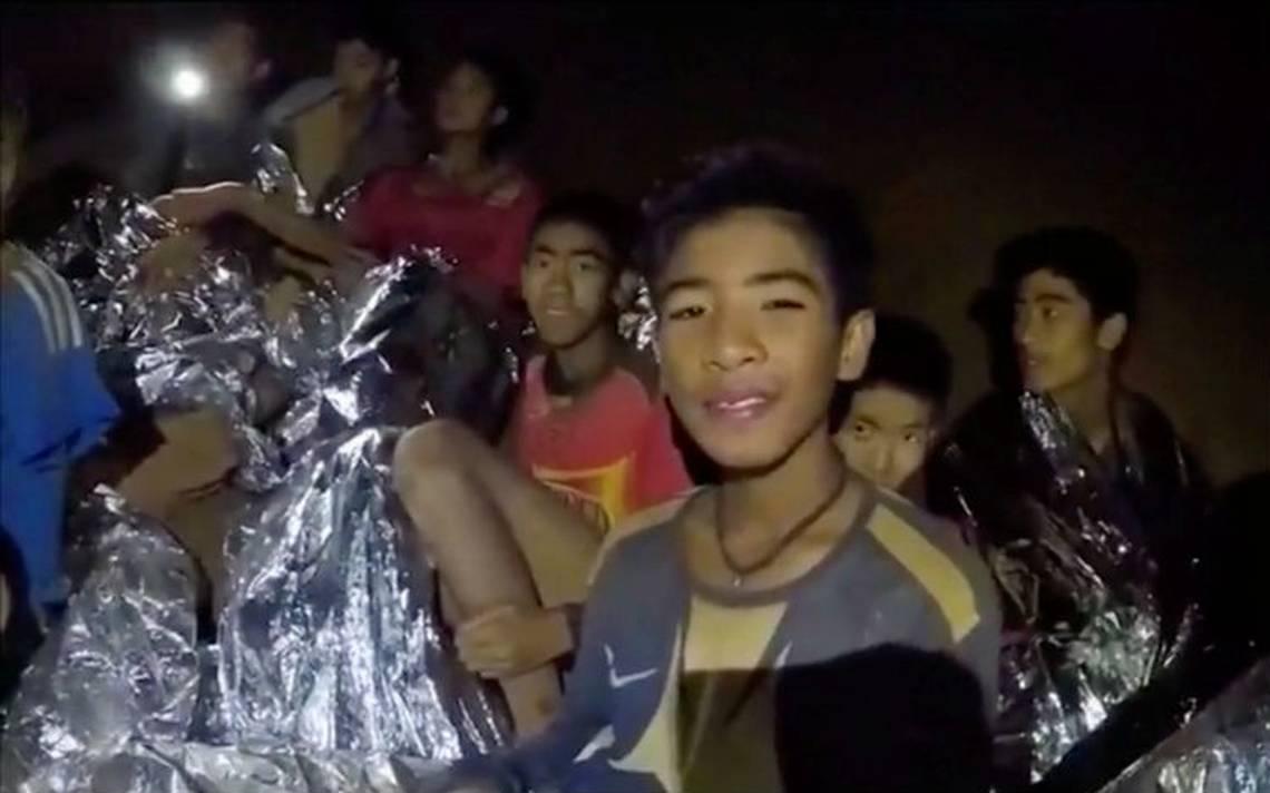 Cronología: Los 17 días que pasaron en la cueva 12 niños y su entrenador de futbol en Tailandia