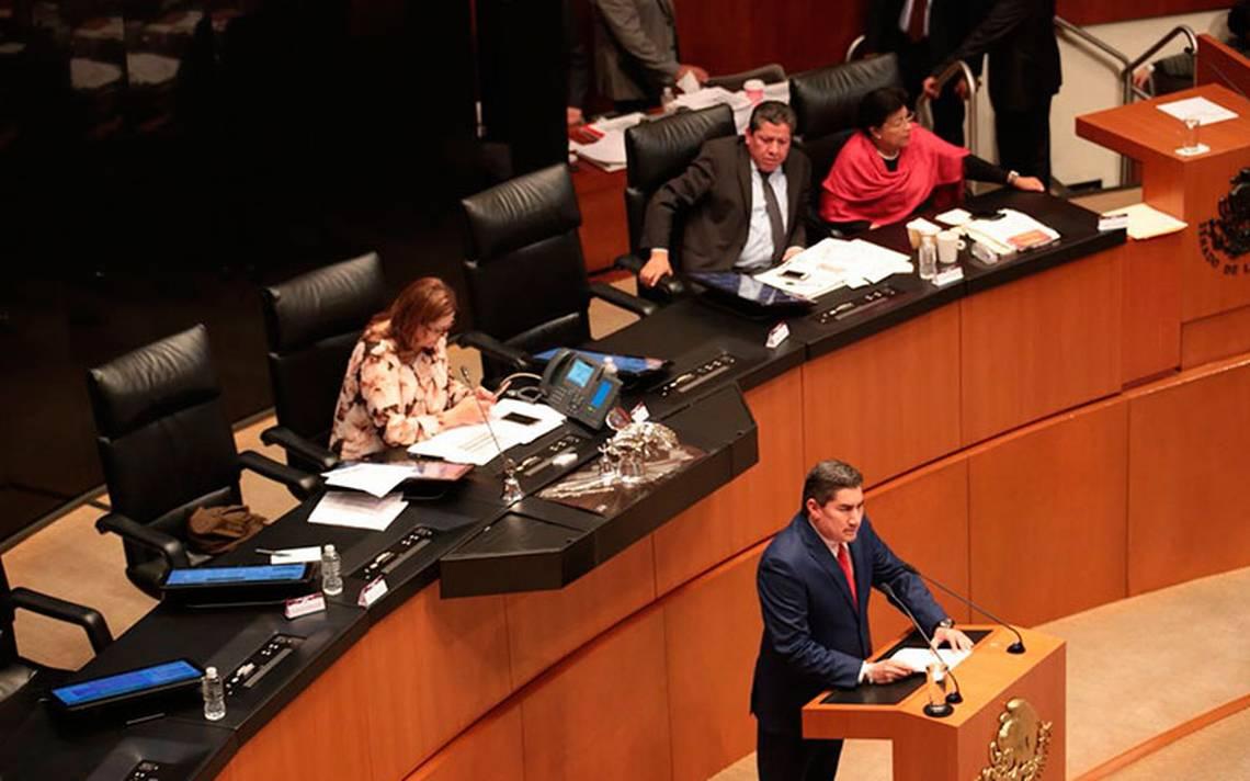"""EliminaciA?n del fuero se detiene en el Senado; comisiones la """"limpiarA?n"""""""