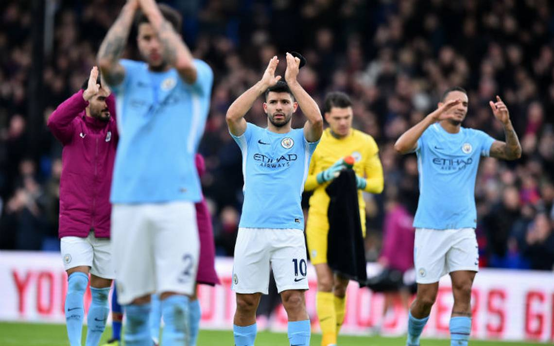 Crystal Palace detiene al imparable Manchester City