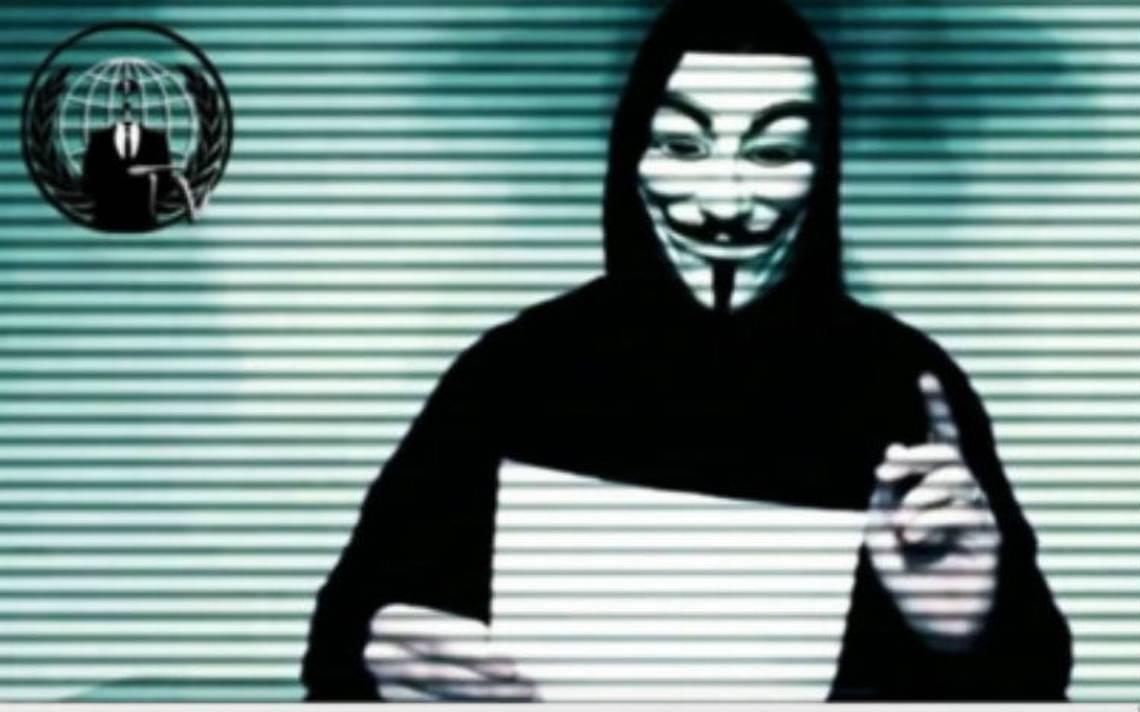 Anonymous ataca principal portal informativo del Gobierno de Nicaragua