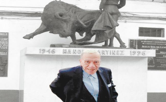 Un viaje al pasado, con Raymundo Cobo