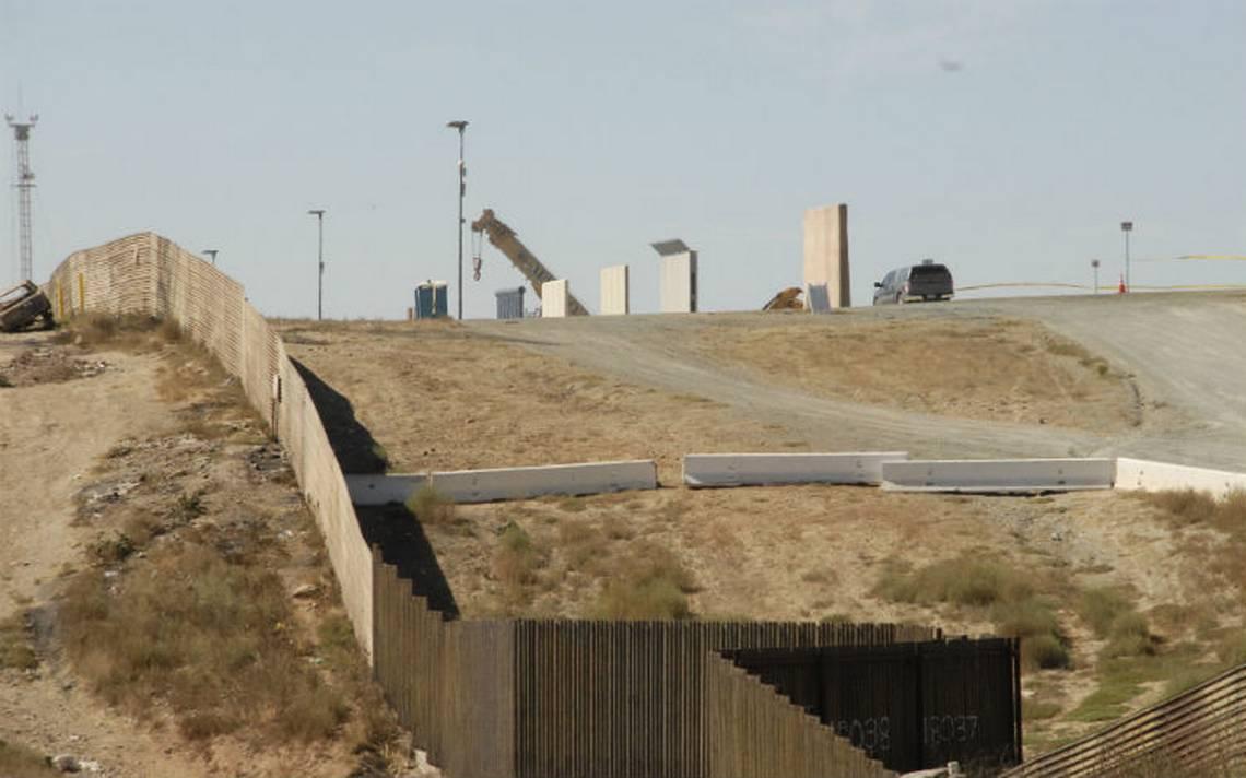 Correos electrónicos revelan el caos en construcción del muro de Trump