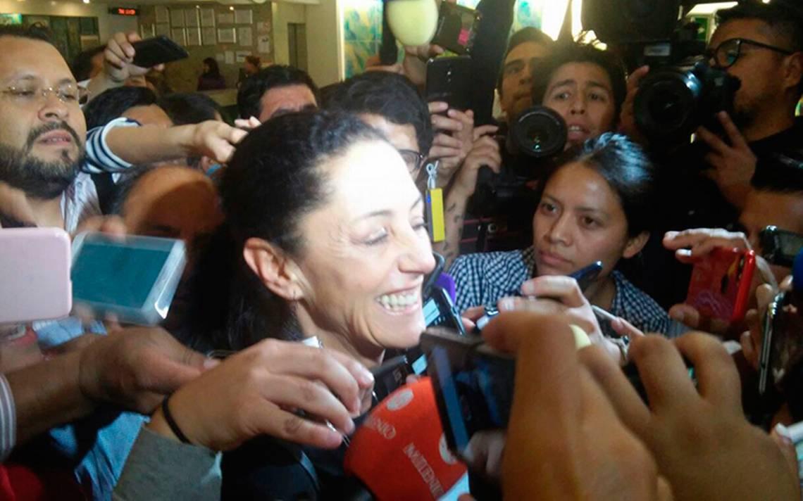 Sheinbaum, la candidata de Morena para la CDMX: Mario Delgado