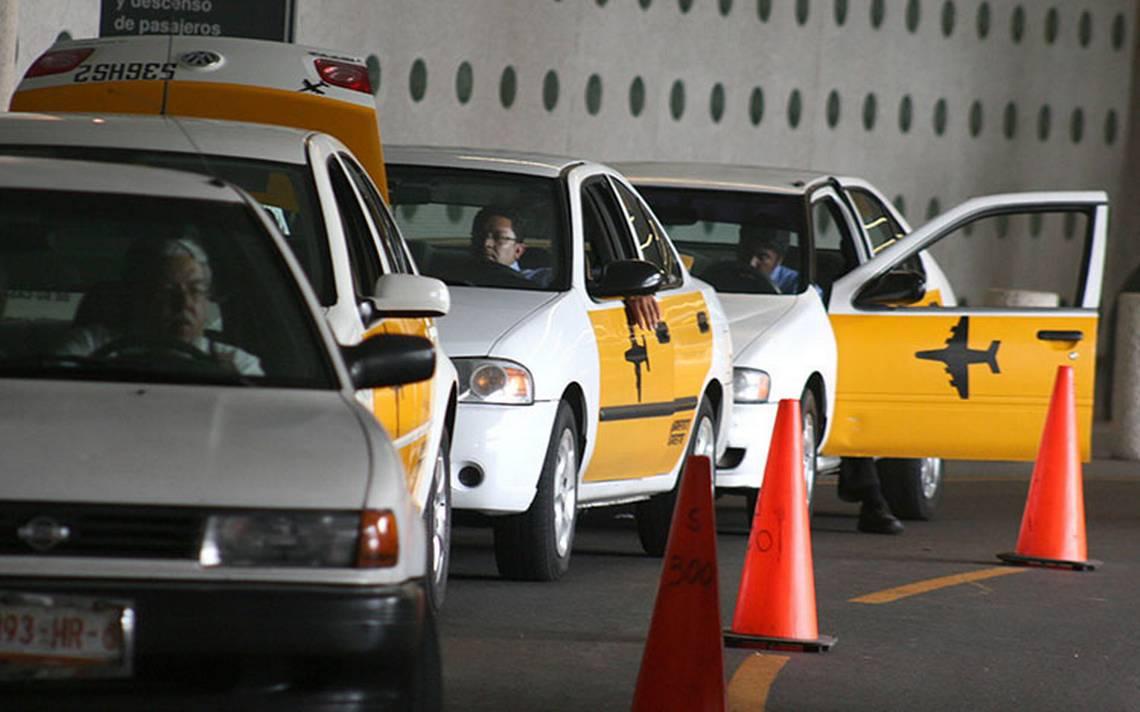 Confirma tribunal monopolio en taxis del Aeropuerto de la CdMx