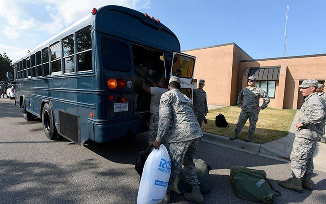 Huracán Florence alcanza categoría 4; ordenan evacuar en Carolina del Sur
