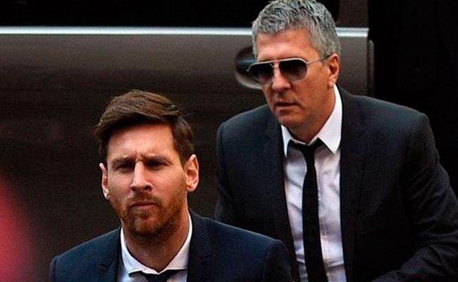 ¡Lio Messi y su papá se salvan; pagan para no ir a la cárcel!