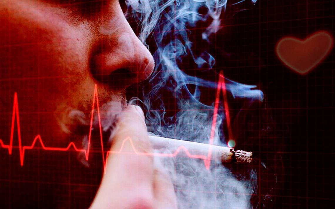 Fumar literalmente rompe corazones: Descubre tu nivel de tabaquismo