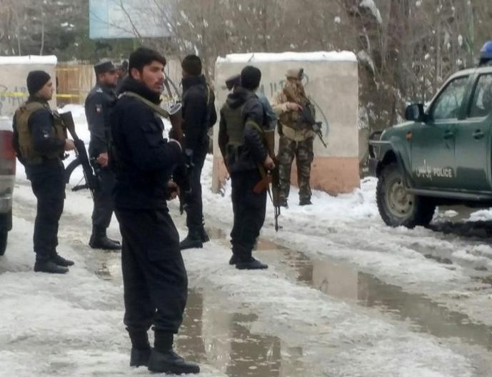 Atentado contra Corte Suprema de Afganistán deja al menos 20 muertos