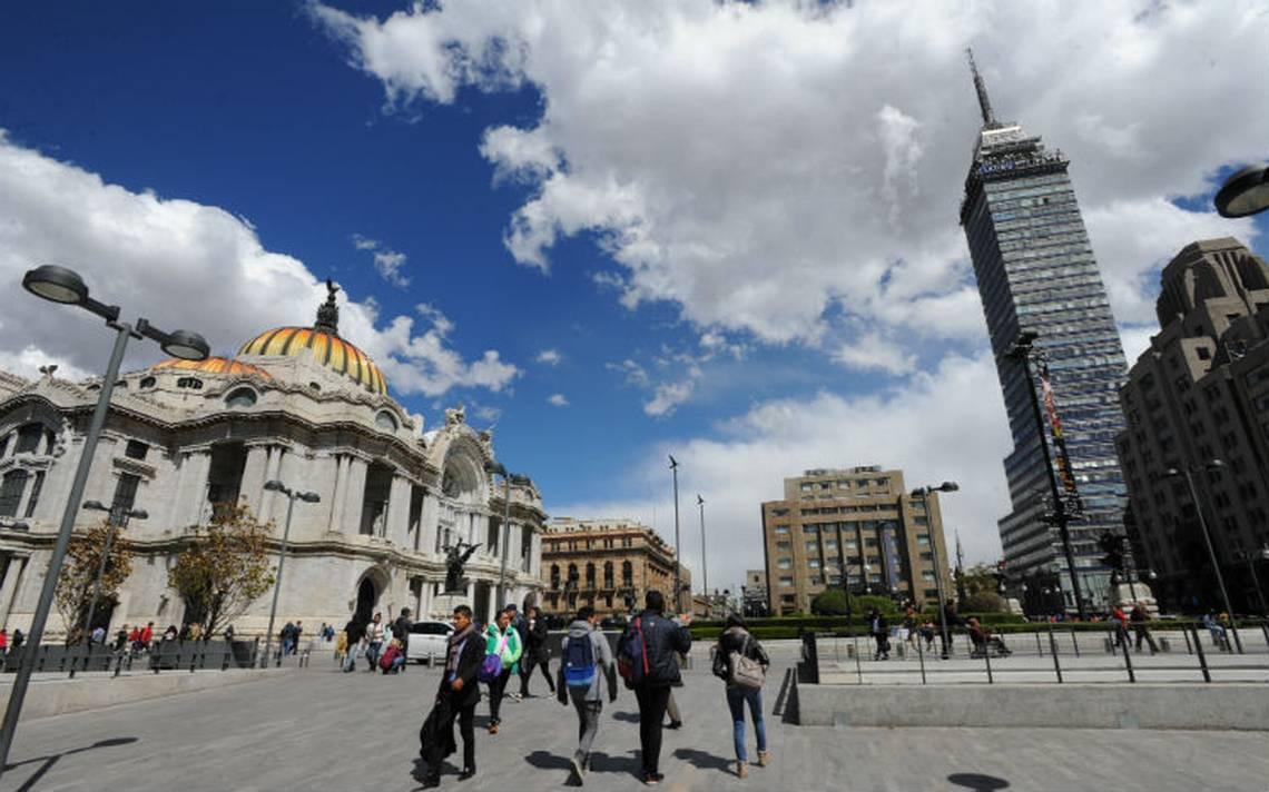 Torre Latinoamericana, el rascacielos que ha sobrevivido tres terremotos