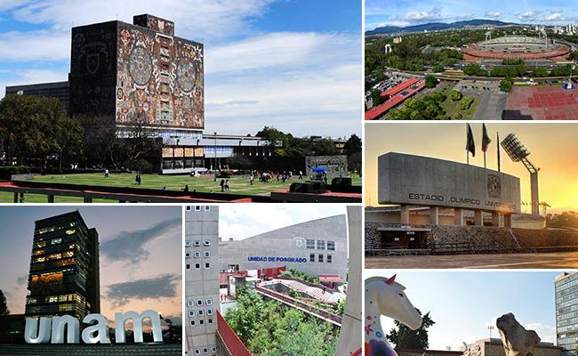 ¡La UNAM dentro de las 50 mejores universidades del mundo!