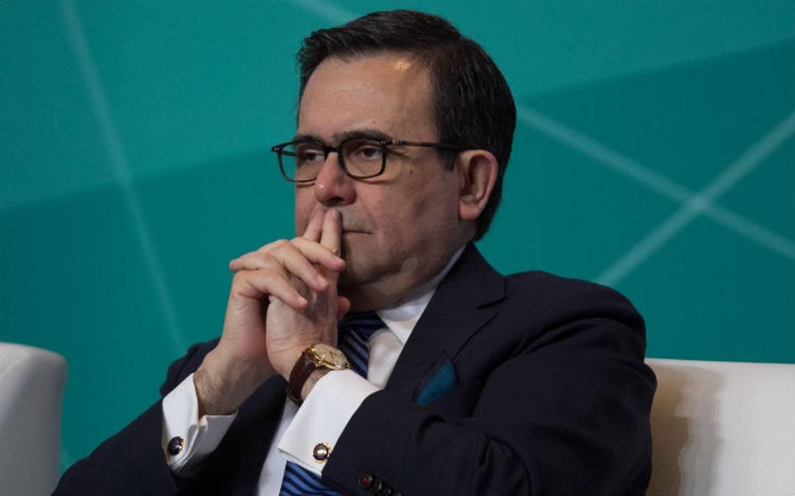 """TLCAN depende de """"flexibilidad"""" de negociadores: Guajardo"""
