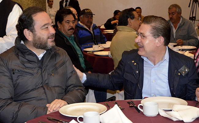 Llama Aispuro Torres a la unidad y el diálogo