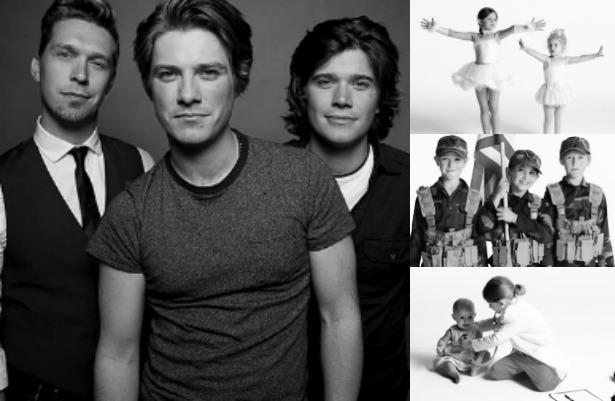 Los hijos de la banda Hanson protagonizan su nuevo video