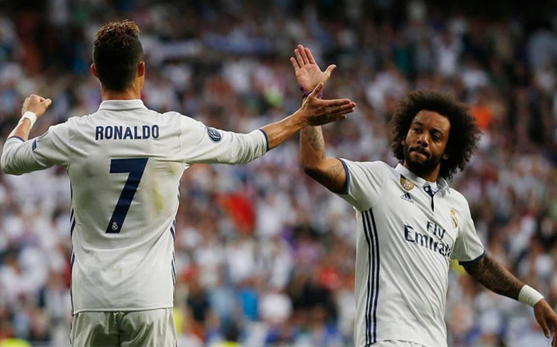"""""""No pensé que ese día llegaría"""", la carta de Marcelo a su amigo Cristiano Ronaldo"""