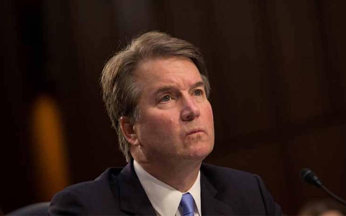 Casa Blanca recibe informe de FBI sobre denuncia contra Kavanaugh por ataque sexual